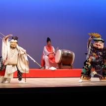 《国立劇場》2018.1.18 <彩宴>