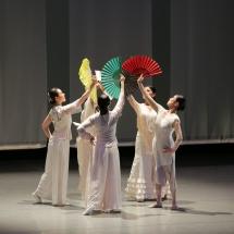 練馬区オリンピック、パラリンピック担当課後援輪五の舞 peace by dance